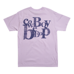 Cowboy Bebop Faye Communication Lavender Tee