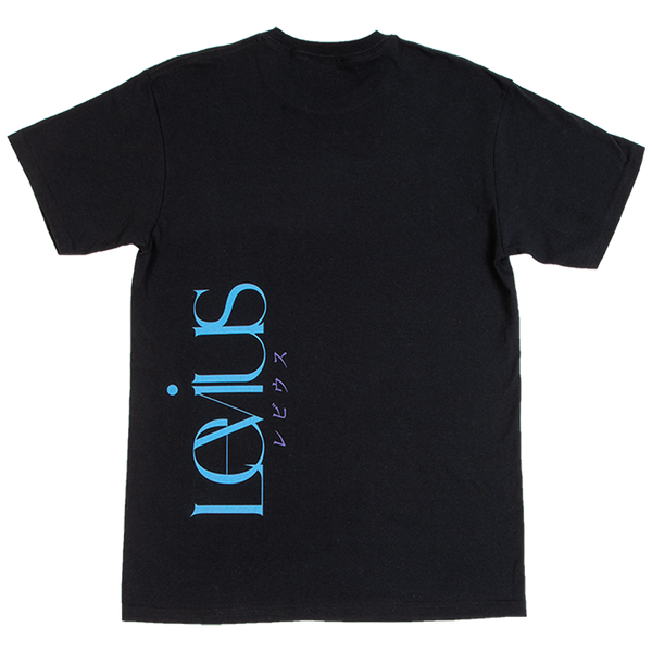 Levius Swift as the Wind Black Tee