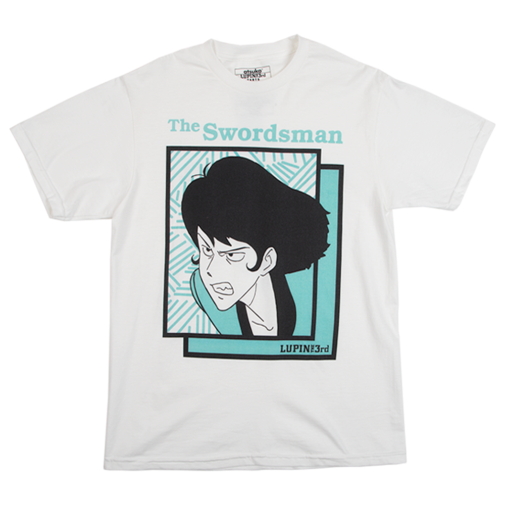 Lupin The Swordsman Character Tee