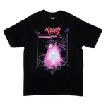 Berserk Fire Black Tee
