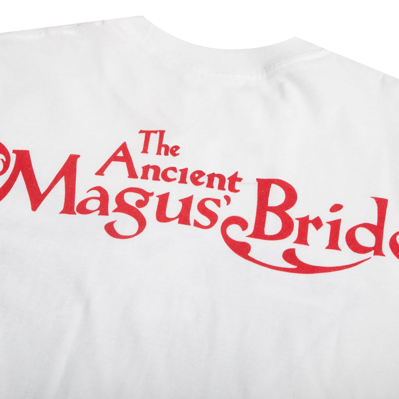 The Ancient Magus' Bride Elias Triangle White Tee