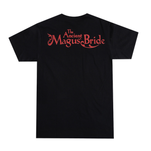 The Ancient Magus' Bride Elias Triangle Black Tee
