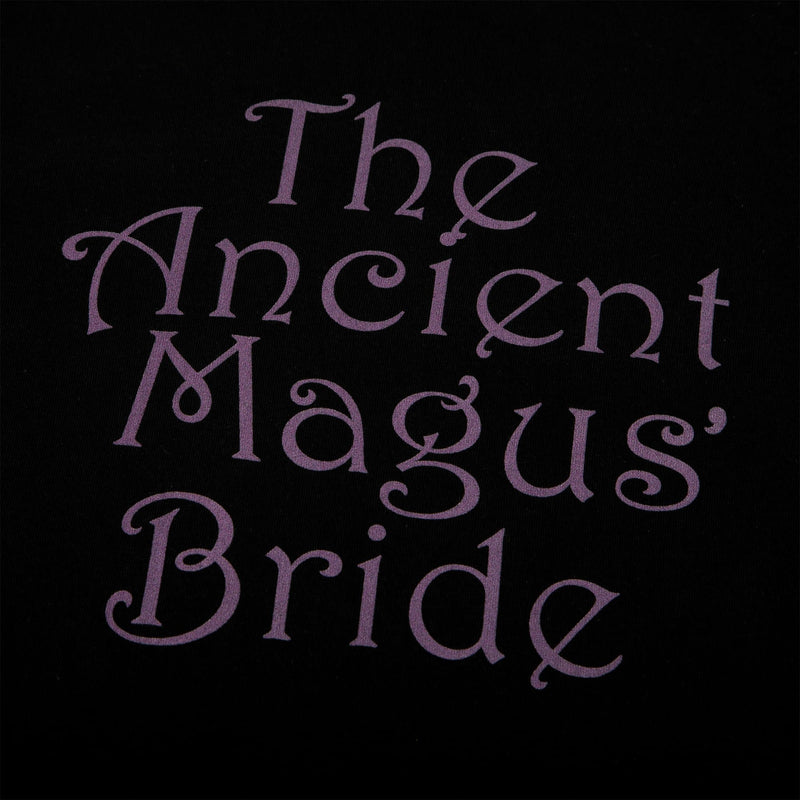 The Ancient Magus' Bride Grand Elias Black Tee