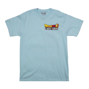 Dragon Ball Super Card Game Saiyan God Chambray Tee