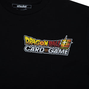 Dragon Ball Super Card Game Rose Goku Black Tee