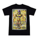Dragon Ball Super Card Game Gold Frieza Black Tee