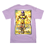 Dragon Ball Super Card Game Golden Frieza Lavender Tee
