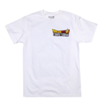 Dragon Ball Super Card Game Saiyan God White Tee