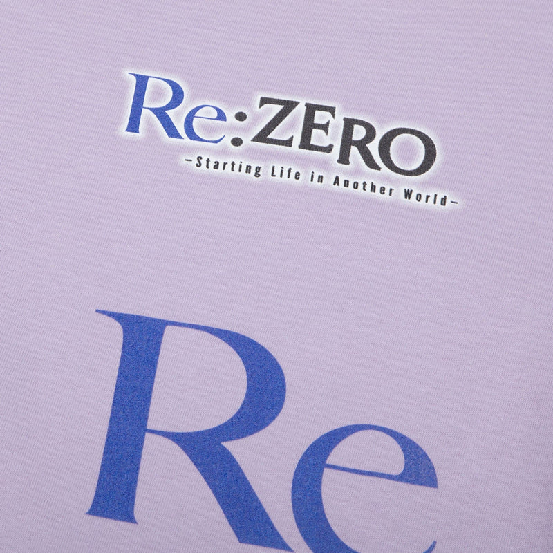 Re:Zero Key Art Purple Tee