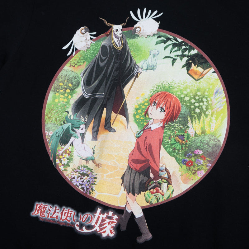 The Ancient Magus' Stroll Black Tee