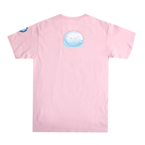 That Time I Got Reincarnated as a Slime Rimuru x Shizue Pink Tee