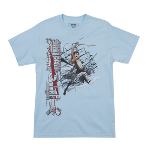 Attack on Titan Eren Blue Tee