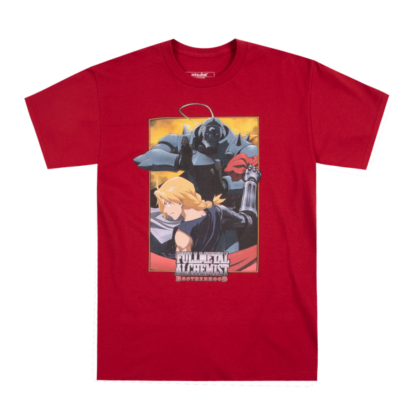 Full Metal Alchemist Circle Red Tee