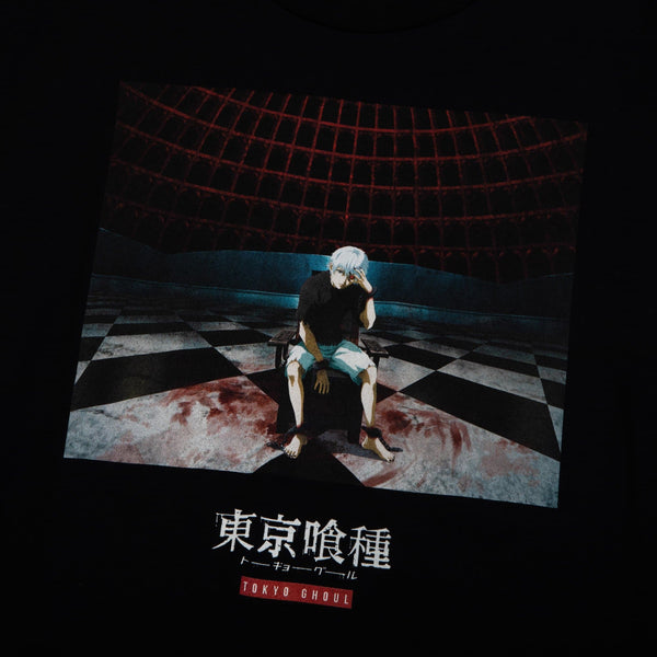 Tokyo Ghoul Unchained Black Tee