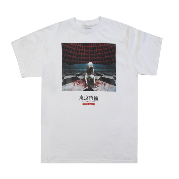 Tokyo Ghoul Unchained White Tee