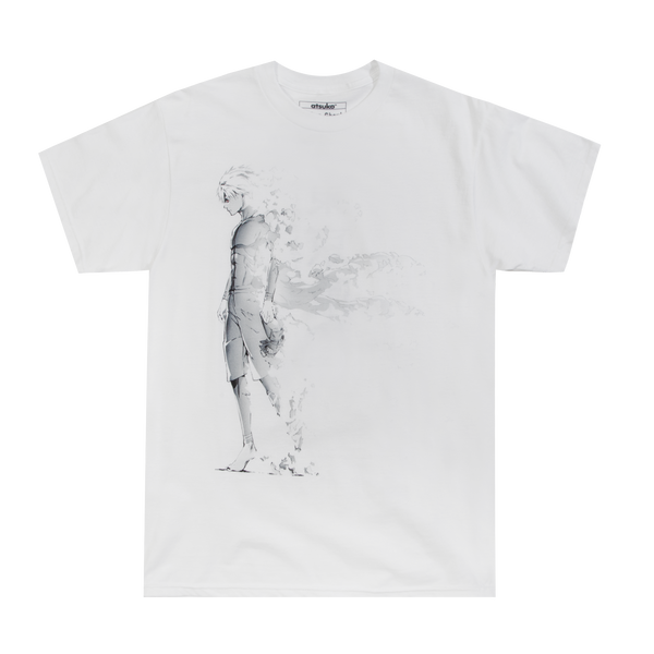 Tokyo Ghoul One Eyed Ghoul White Tee