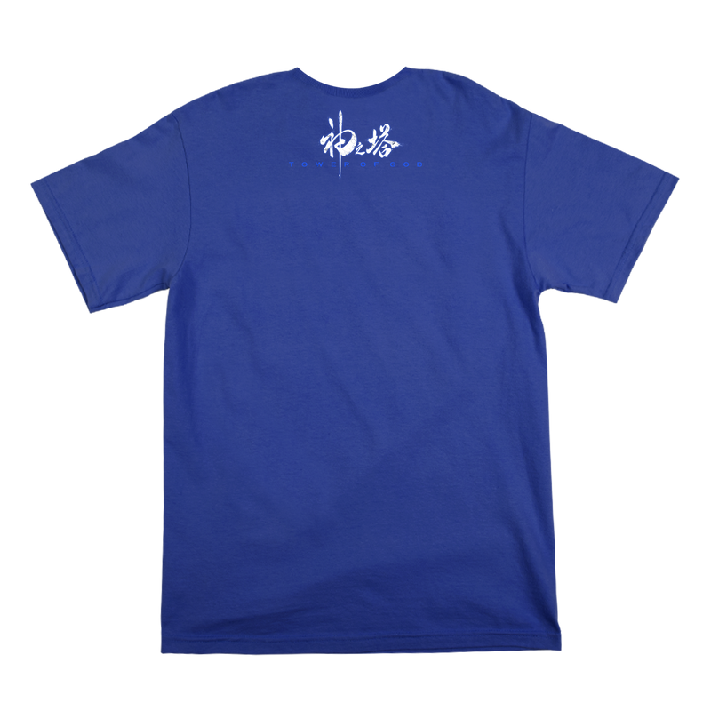 Tower of God Blue Tee