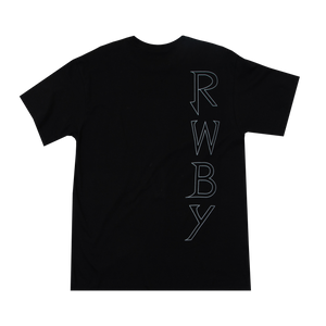 RWBY The Manga Black Tee