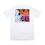RWBY The Manga Group Panels White Tee