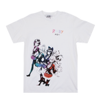 RWBY The Manga Team White Tee