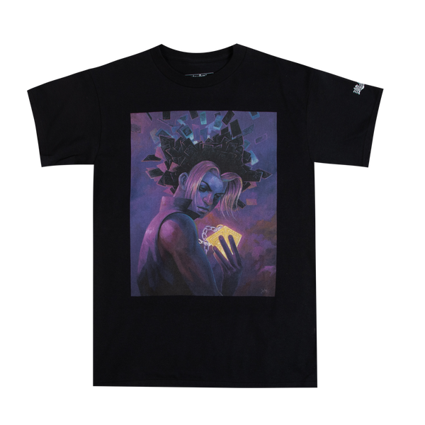 Yu-Gi-Oh! Gallery Collection Aaron Jasinski Black Tee