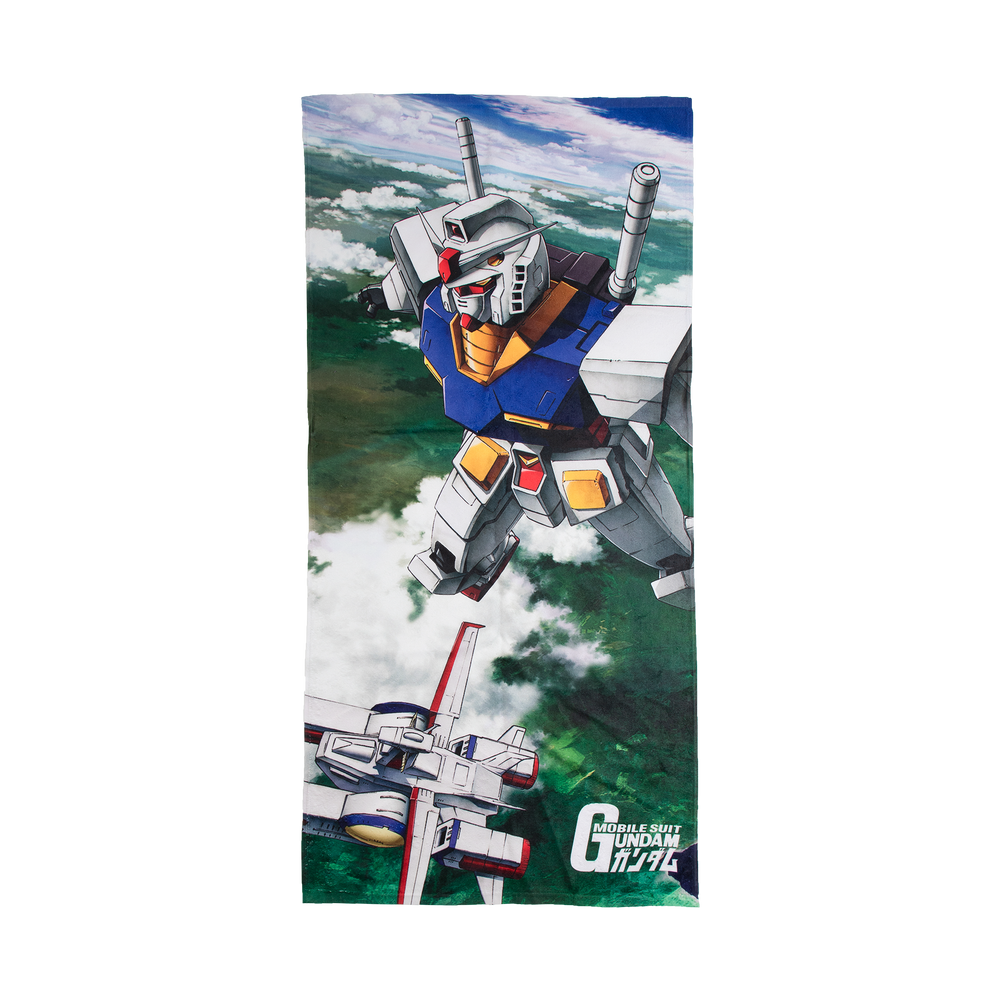 Gundam Mobile Suit Towel