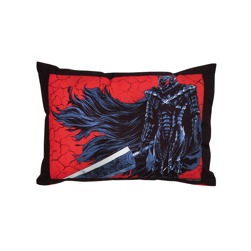 Berserk Armor Pillow