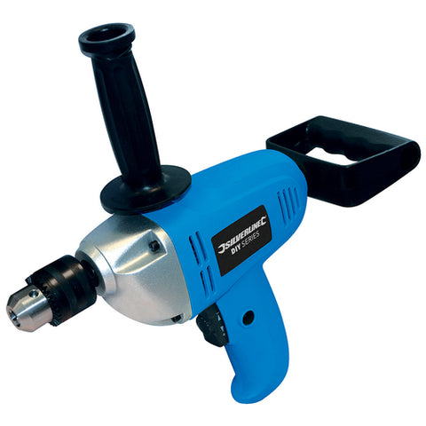Silverline-DIY 600W Mixing Drill Low Speed