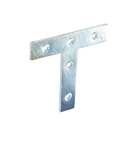 Securit-Tee Plate Zinc plated