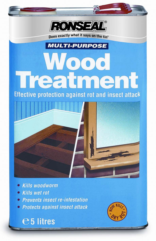 Ronseal-Multi Purpose Wood Treatment