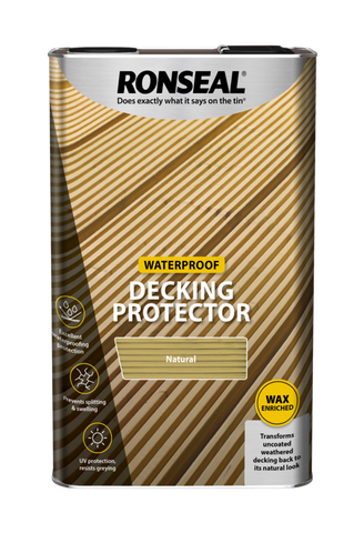 Ronseal-Decking Protector 5L