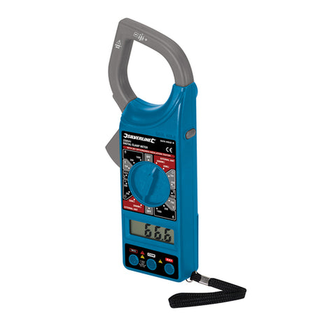 Silverline-Digital Clamp Meter