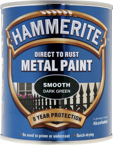 Hammerite-Metal Paint Smooth 750ml