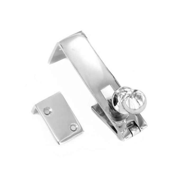 Securit-Chrome Counterflap catch