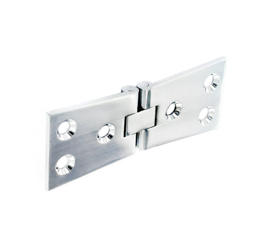 Securit-Chrome counterflap hinges