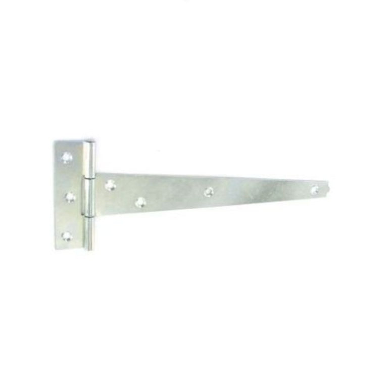 Securit-Tee Hinges Light Zinc plated