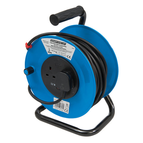 Powermaster-Cable Reel 230V Freestanding