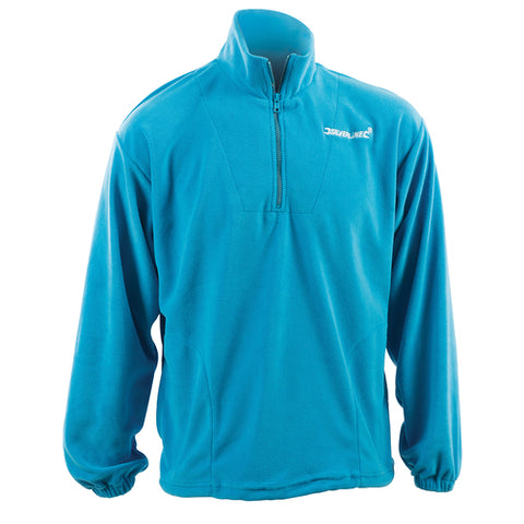 Silverline-Silverline Fleece Top - Zipped Neck