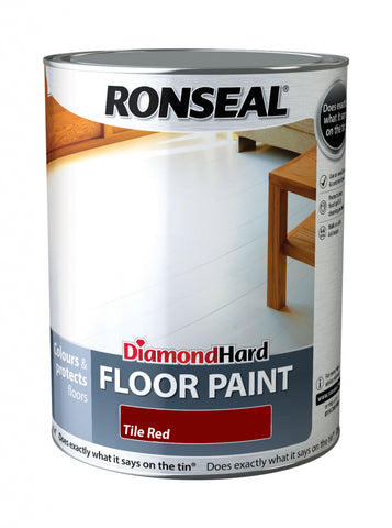 Ronseal-Diamond Hard Floor Paint 5L