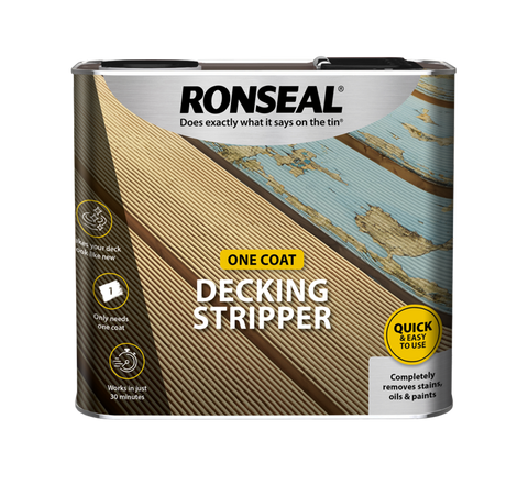 Ronseal-Decking Stripper
