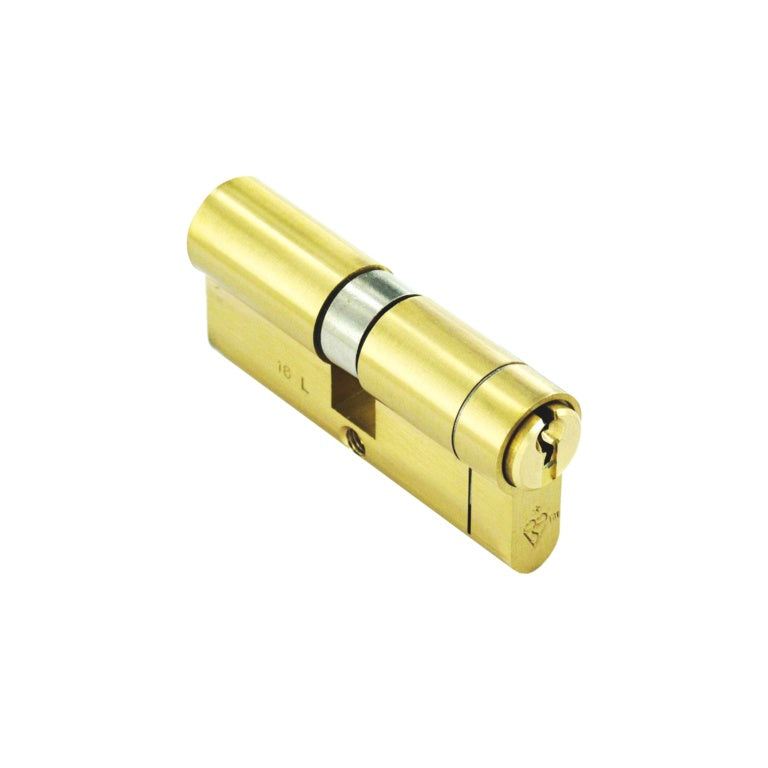 Securit-1* Star Euro Double Cylinder Brass