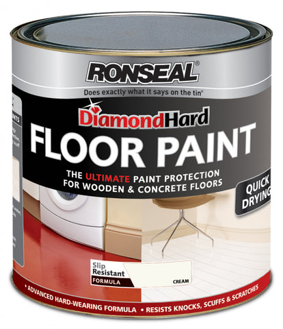 Ronseal-Diamond Hard Floor Paint 750ml