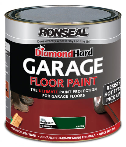 Ronseal-Diamond Hard Garage Floor Paint 5L