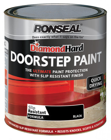 Ronseal-Diamond Hard Door Step Paint 750ml
