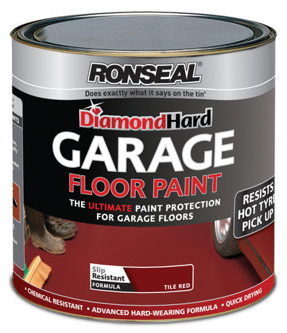 Ronseal-Diamond Hard Garage Floor Paint 2.5L