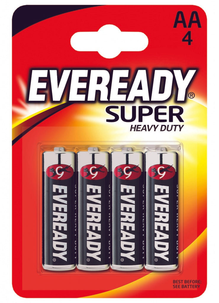 Eveready-Super Heavy Duty AA