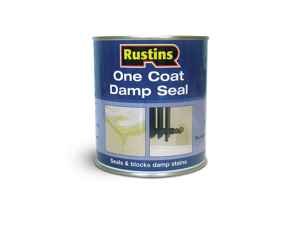 Rustins-One Coat Damp Seal
