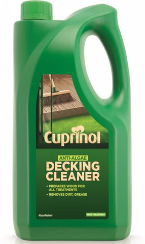 Cuprinol-Decking Cleaner