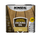 Ronseal-Ultimate Protection Decking Oil 2.5L