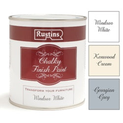 Rustins-Chalky Finish 500ml